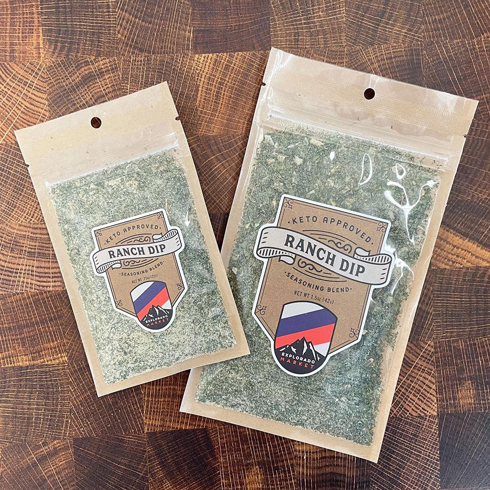 Ranch Dip Keto Seasoning