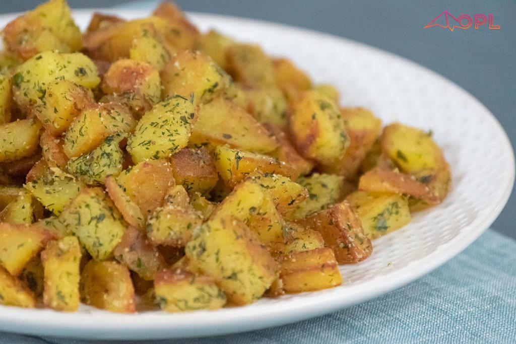 Ranch Skillet Potatoes
