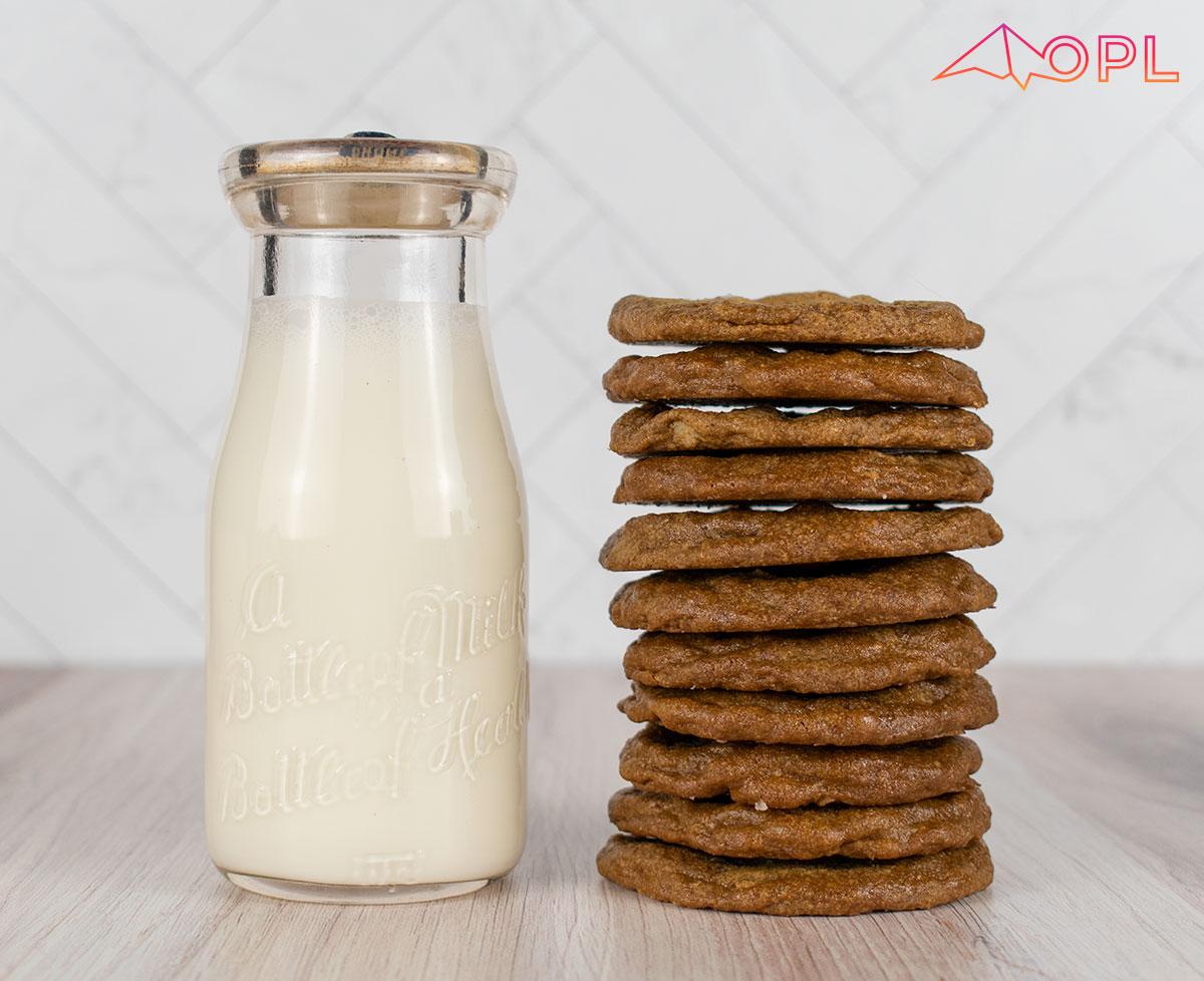 Gluten-Free Brown Butter Pecan Cookies