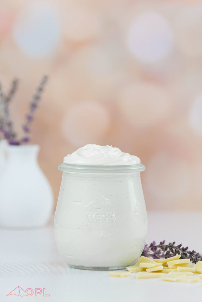 Whipped Body Butter {with shea and cocoa butters}