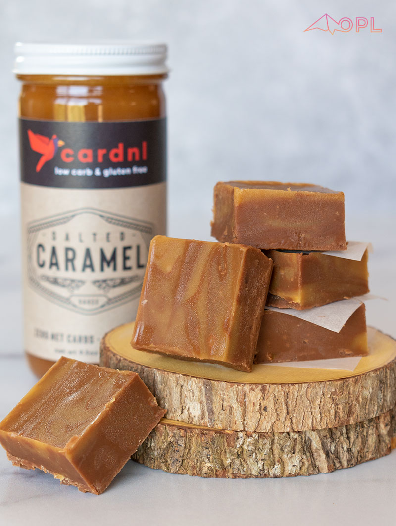 Caramel Fudge Sugar Free