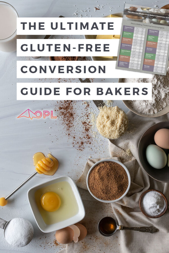 The Ultimate Gluten-Free Bakers Conversion Guide