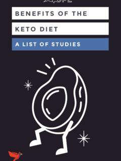 Benefits of the Keto Diet-List-of-Studies