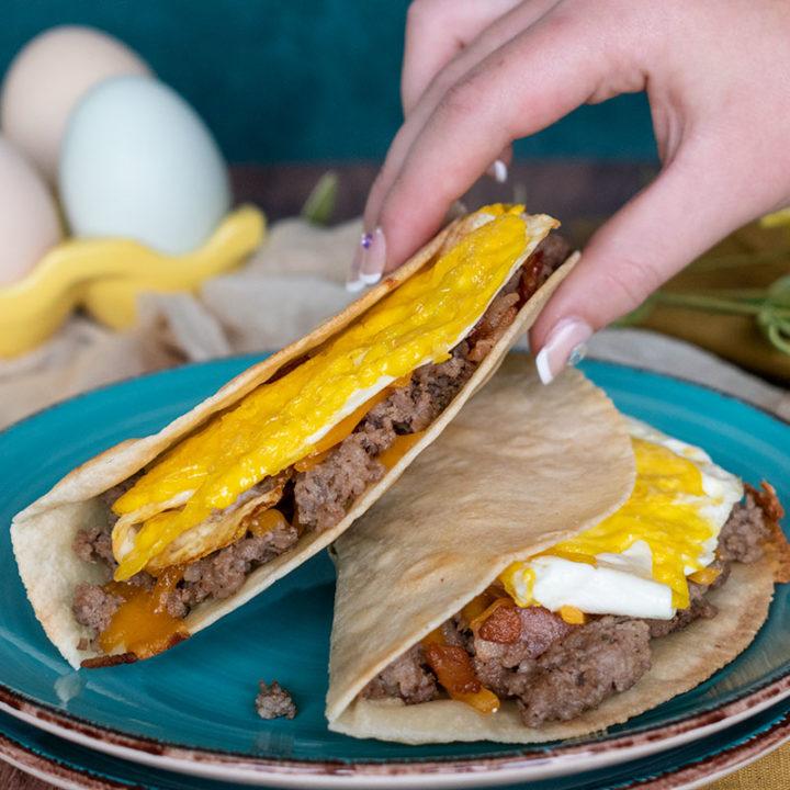 Grain-Free Breakfast Tacos