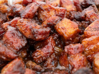 Pork Belly Burnt Ends (AKA: meat candy)