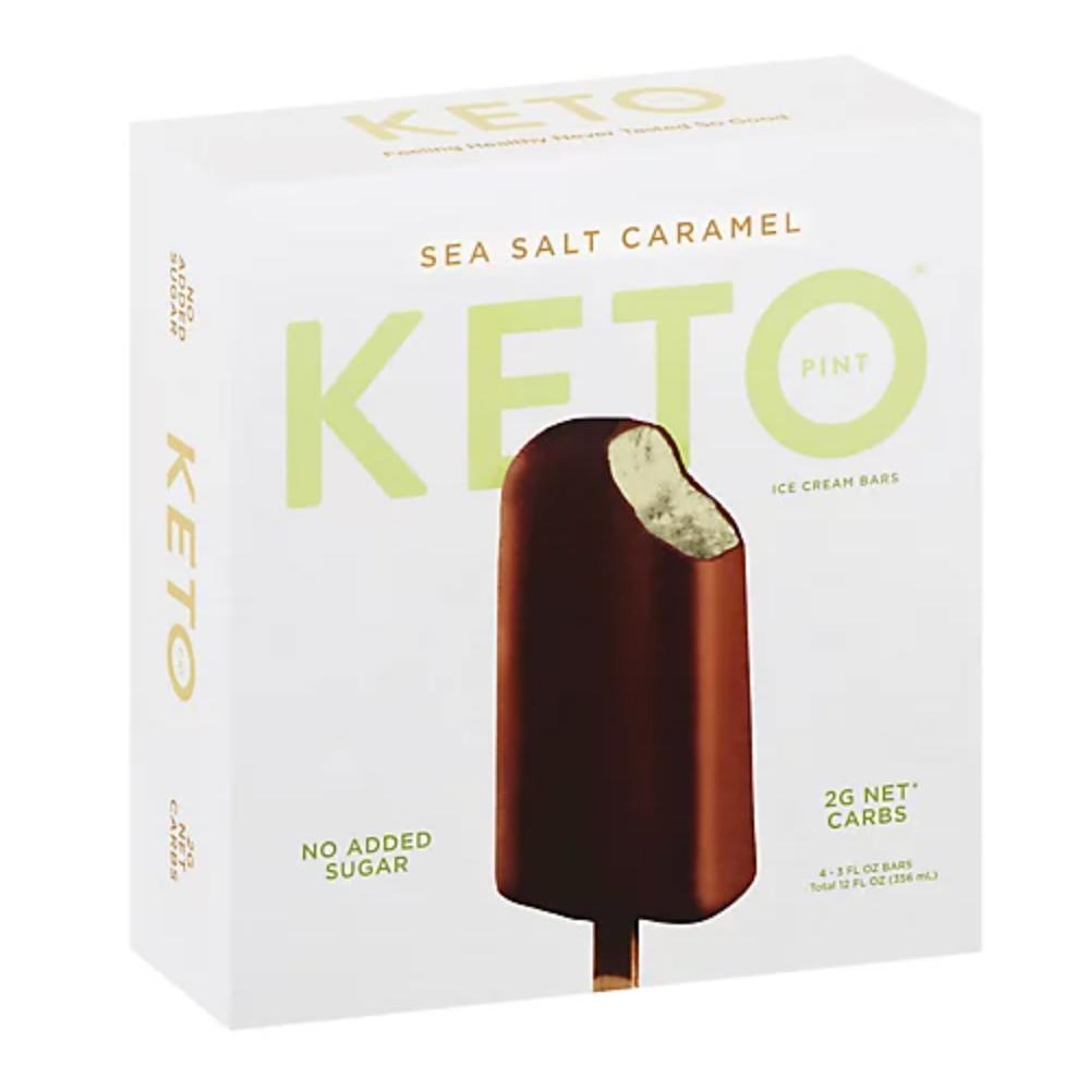 Keto Ice Cream Bar