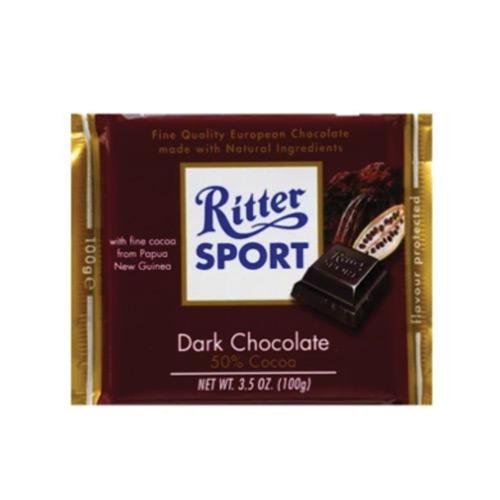 Ritter Sport 50% dark