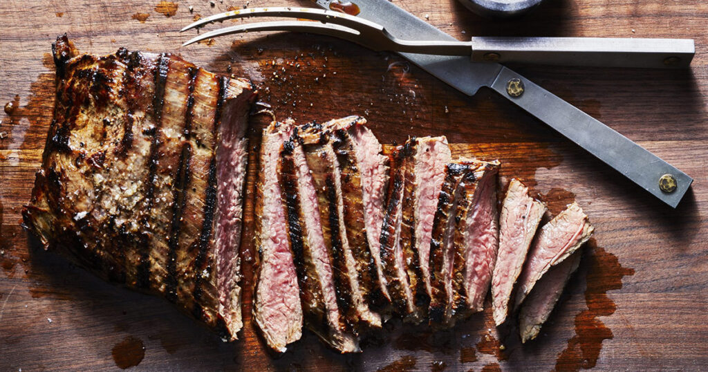 Saturated Fat in Beef