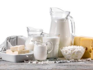Saturated Fat in High Fat Dairy