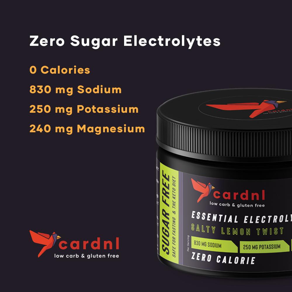 Zero Sugar Electrolytes