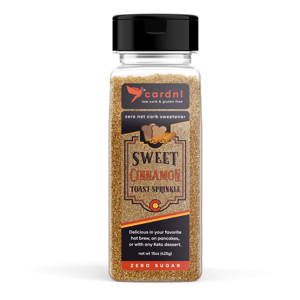 Keto Sweet Cinnamon Toast Sprinkle