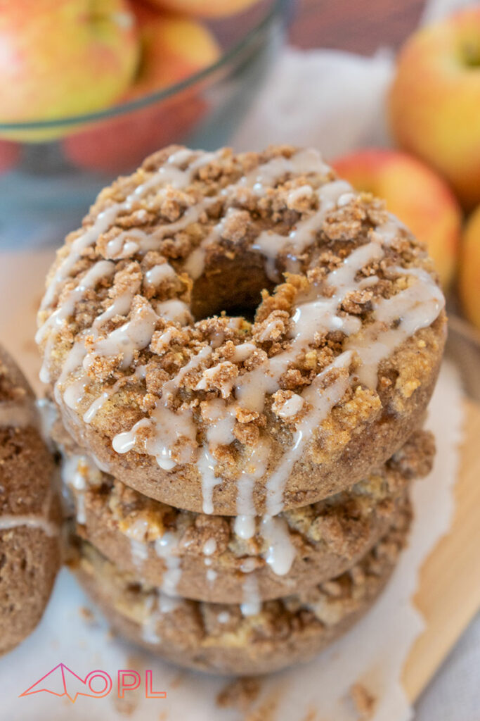 Gluten-Free Apple Pie Donuts