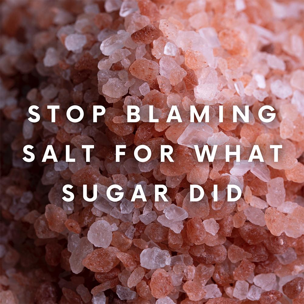 Stop Blaming Salt